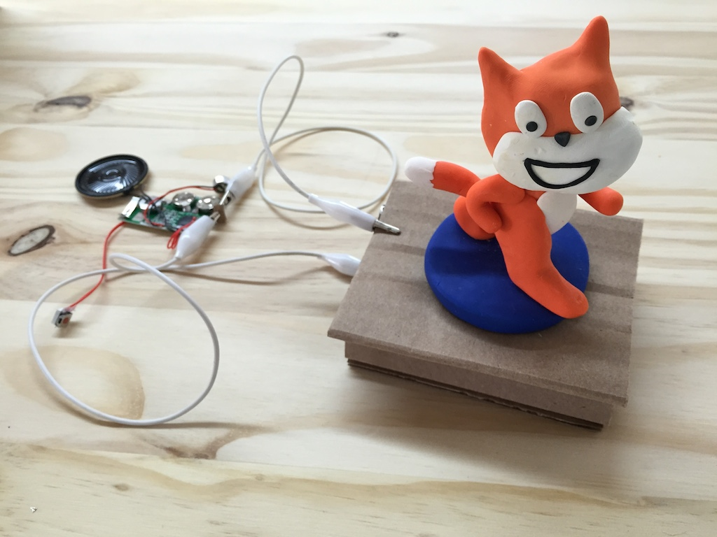 Make Your Toys Talk - Cat