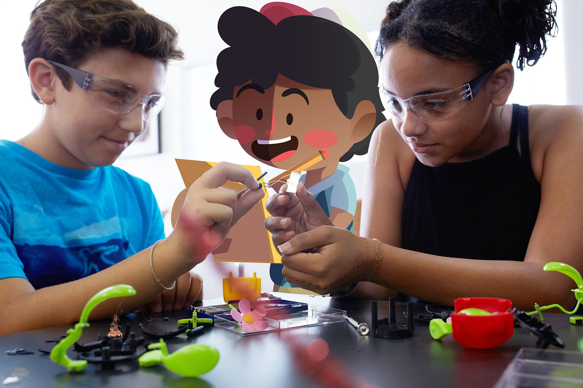 Summer STEAM Program