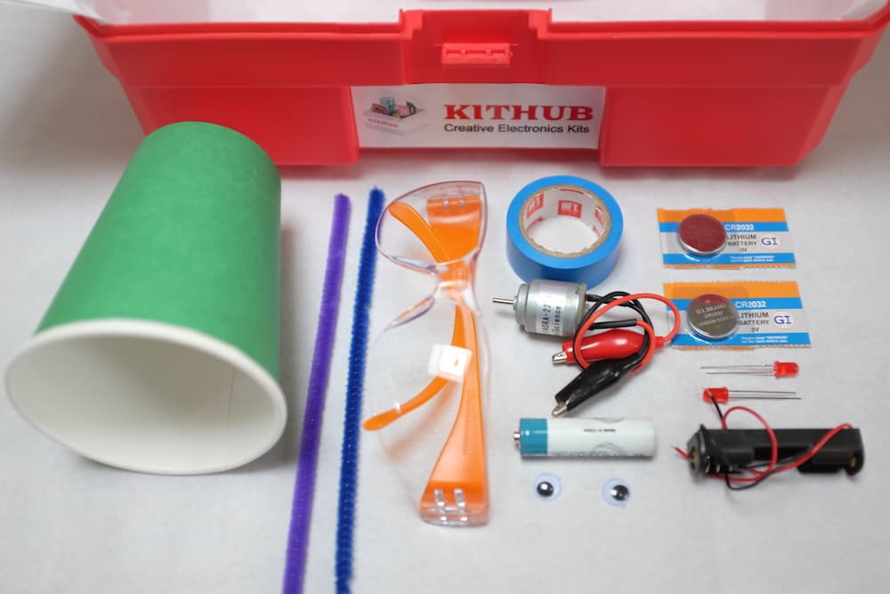 KitHub Future Engineer Kit