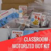 KitHub Classroom Motorized Bot Kit