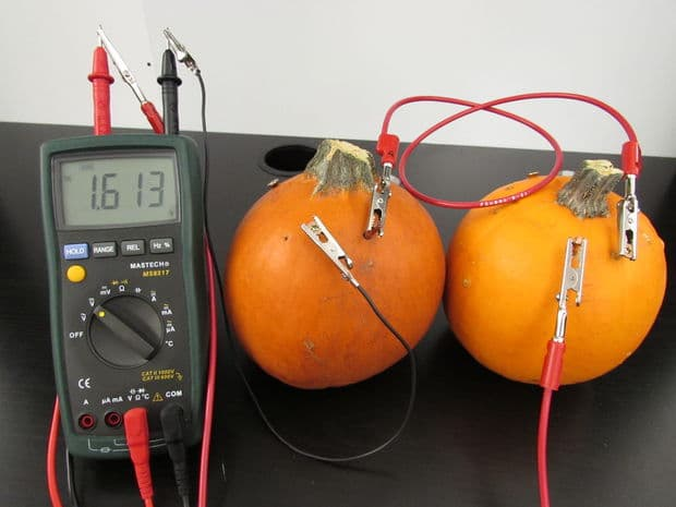 pumpkin battery