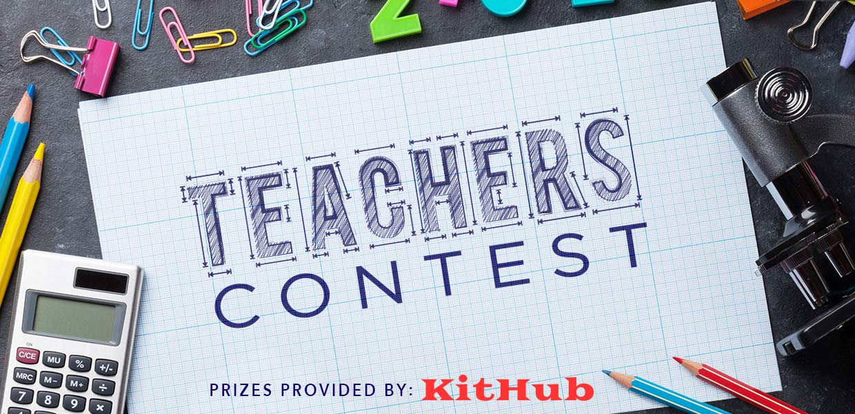 Instructables Teachers Contest