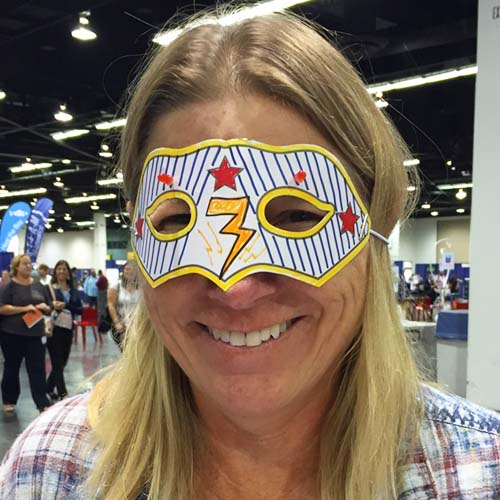 LightUp Mask Teacher