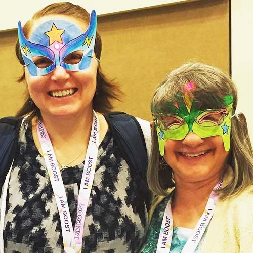 LightUp Mask Teachers